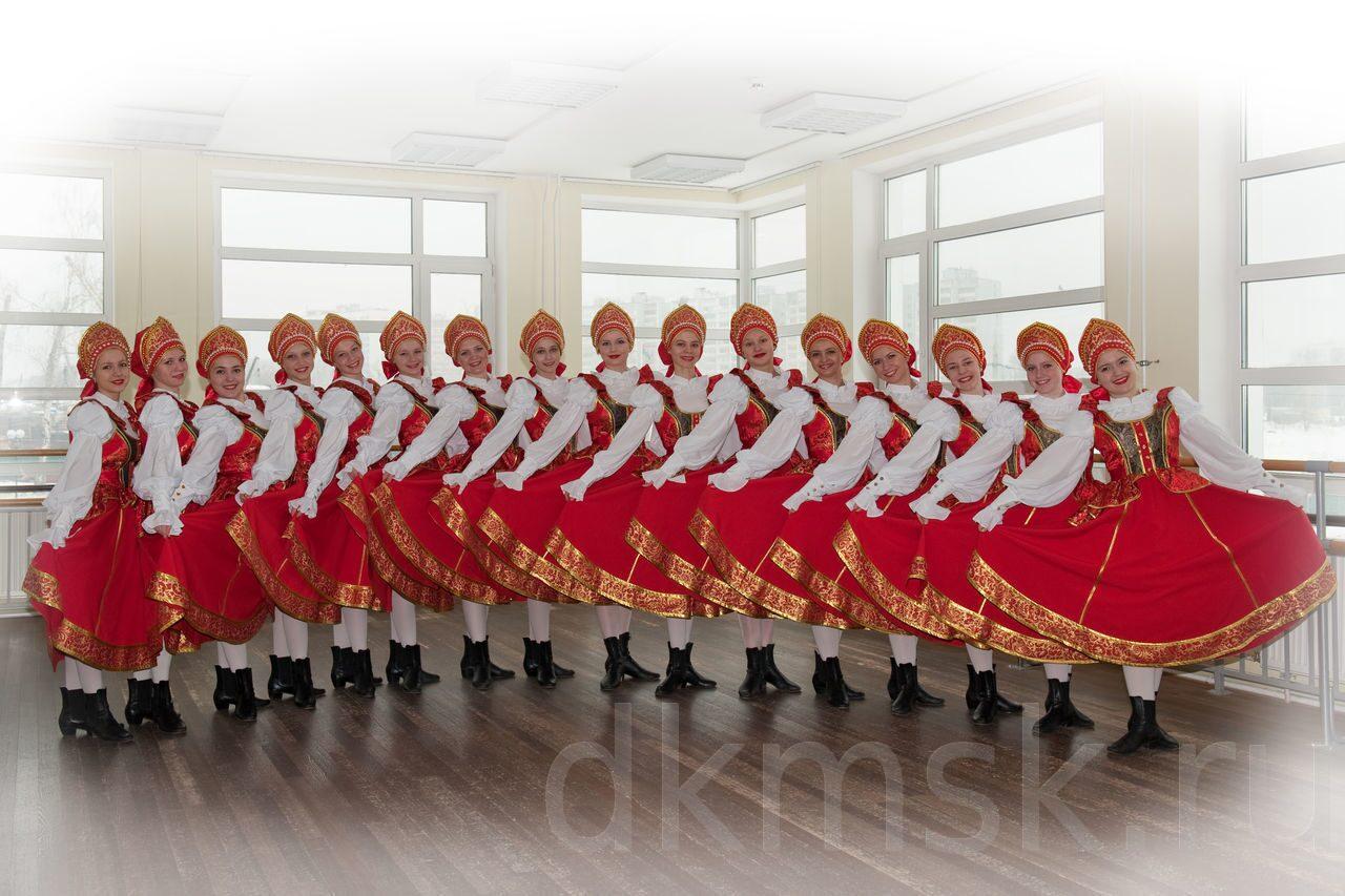 Подарок для танцевального коллектива 55